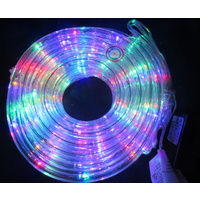 6M Multi Coloured Rope Light