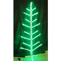 LED Green Ropelight Winter Tree