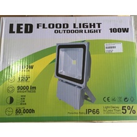 100 Watt LED RGB Floodlight with Remote