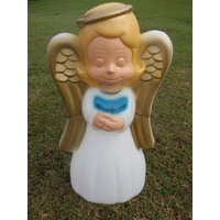 45cm Tall New Gold Angel