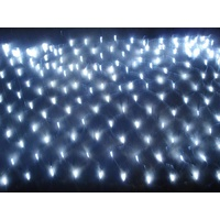 White LED Net Light 2.8m x 2.4m (Hire price)