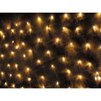 Warm White LED Waterfall Net Light 3m x 1.5m (see video in green waterfall net light description)