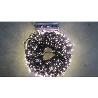 100M Long Warm White LED Clip Light