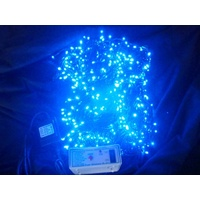 100M Long Blue LED String Lights with 1000 Bulbs