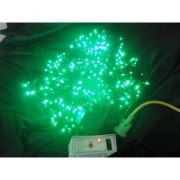 100M  Green LED String Lights with Controller