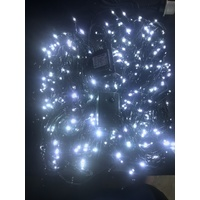80M White LED String Lights
