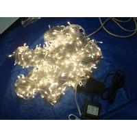 80m Warm White LED String Lights