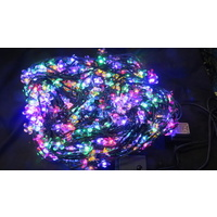 20M Multi LED String with Cherry Blossoms
