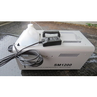 Large Snow Machine - 1200 watt