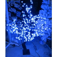 1.35m Tall RGB Colour Changing LED Cherry Tree