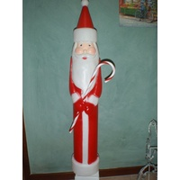 "40"" Union Santa with Candy Cane"