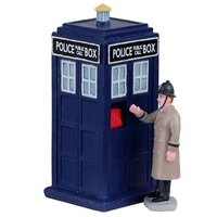 Police Call Box - Set of 2