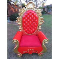 Large Santa Throne