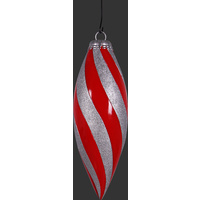 Christmas Finial Drop Ornament- 1m