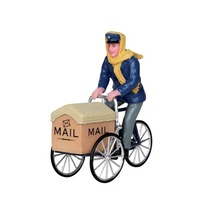 Mail Delivery Cycle - avail August 2021