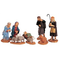 Lemax Nativity Figurines