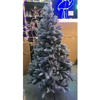 240cm Christmas Tree with Snow
