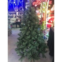 210cm Plain Green Pine Christmas Tree