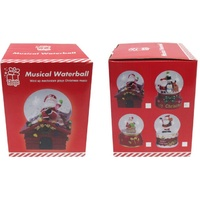 Waterballs - 10cm Musical - 4 assorted