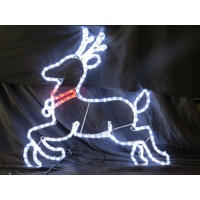 LED Running Reindeer