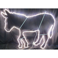 LED Donkey Rope Light motif