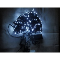 20m White LED String Lights