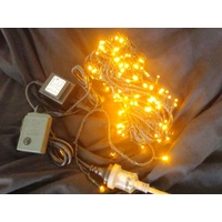 20m Yellow LED String