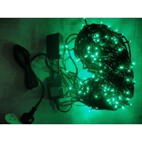 30M Green LED String