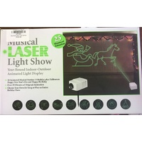 Musical Laser LIght Show