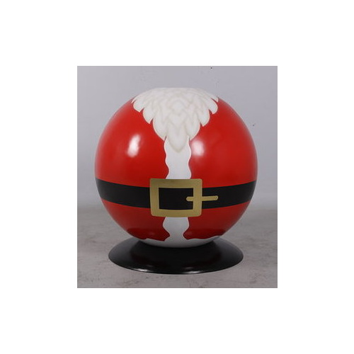 Santa Spherical Photo Op